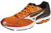 Mizuno Wave Sayonara 3 Running Shoe Men vibrant orange/silver/black
